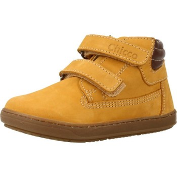 Zapatos Niño Botas de caña baja Chicco GALIS Marron