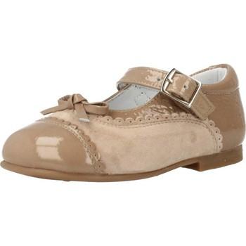 Zapatos Niña Derbie & Richelieu Landos 30Z142 Marron