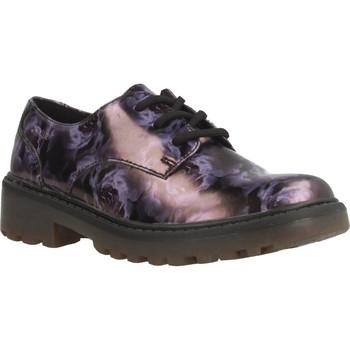 Zapatos Niña Derbie Geox J CASEY G Violeta
