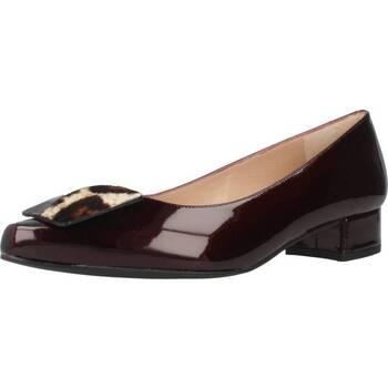 Zapatos Mujer Zapatos de tacón Platino VERNICE Rojo