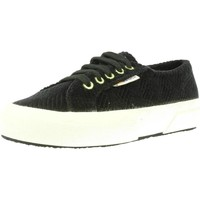 Zapatos Mujer Zapatillas bajas Superga S00AXI0 Verde