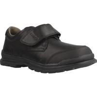 Zapatos Niño Derbie & Richelieu Geox J WILLIAM A Negro