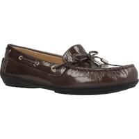 Zapatos Mujer Mocasín Geox D JAMILAH 2FIT B Marron