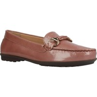 Zapatos Mujer Mocasín Geox D ELIDIA B Rosa