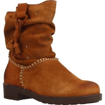 Zapatos Niña Botas de caña baja Coolway BRISIKID Marron
