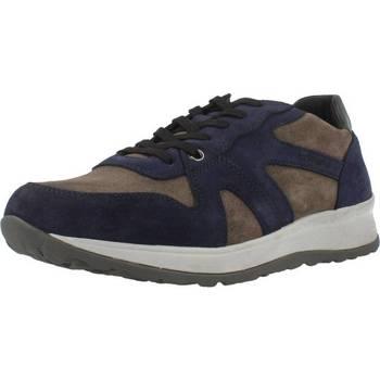 Zapatos Hombre Zapatillas bajas Stonefly STONE 2 Azul