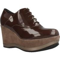 Zapatos Mujer Richelieu Bruglia 6076 Marron