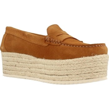 Zapatos Mujer Alpargatas Bossi 6671B Marron