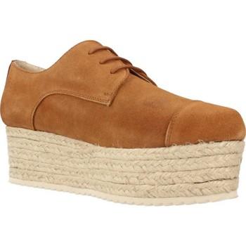 Zapatos Mujer Alpargatas Bossi 3862 Marron