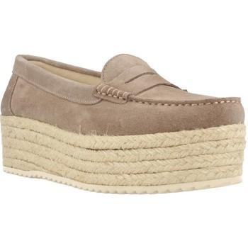 Zapatos Mujer Mocasín Bossi 6671B Marron