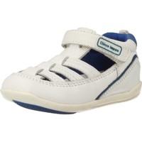 Zapatos Niño Derbie & Richelieu Chicco G7 Blanco