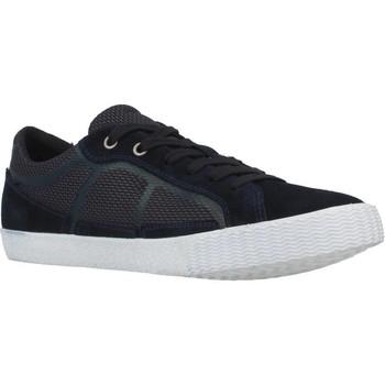 Zapatos Hombre Zapatillas bajas Geox U SMART I Azul