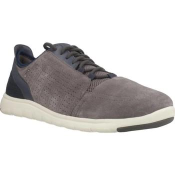 Zapatos Hombre Derbie Geox U XUNDAY 2FIT Gris
