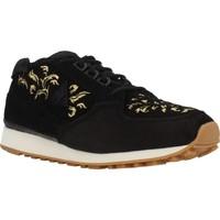 Zapatos Mujer Zapatillas bajas Le Coq Sportif ECLAT W EMBROIDERY Negro