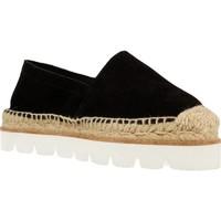 Zapatos Mujer Alpargatas Tiziana RS708 Negro