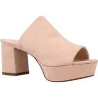 Zapatos Mujer Zuecos (Mules) Chika 10 CLOE 02 Rosa