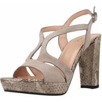 Zapatos Mujer Sandalias Joni 12068 Gris