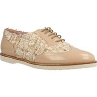 Zapatos Mujer Derbie Pretty Ballerinas 44822 Marron