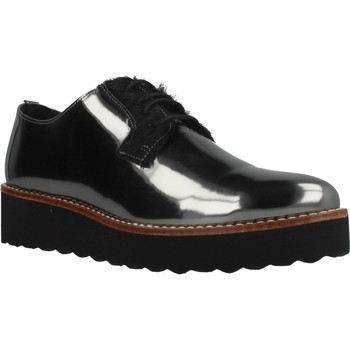 Zapatos Mujer Derbie & Richelieu Gas SIRJA LACE Plata
