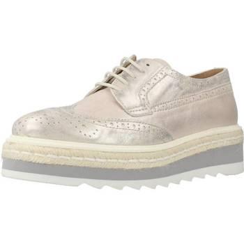 Zapatos Mujer Derbie & Richelieu Alpe 3283 16 Plata