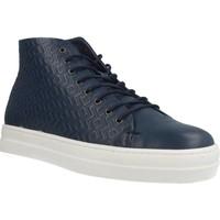 Zapatos Mujer Zapatillas altas Gas ROMA ETNICO Azul