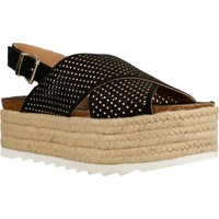 Zapatos Mujer Alpargatas Alpe 3356 11 Negro
