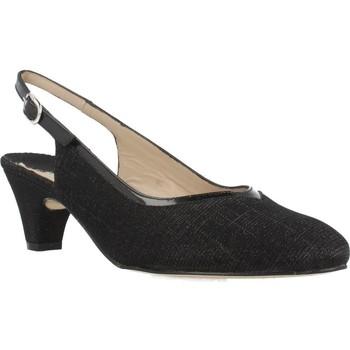 Zapatos Mujer Zapatos de tacón Argenta 27420R Negro