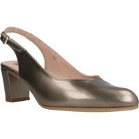 Zapatos Mujer Zapatos de tacón Piesanto 1229 Marron