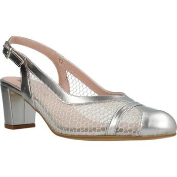 Zapatos Mujer Zapatos de tacón Piesanto 1232 Plata