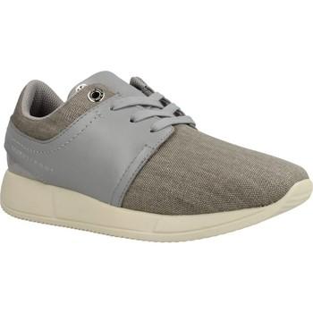 Zapatos Mujer Zapatillas bajas Tommy Hilfiger SAMANTHA 2C4 Gris