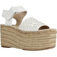 Zapatos Mujer Alpargatas Paloma Barcelò GBCO NAW1 Blanco