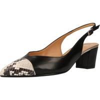 Zapatos Mujer Zapatos de tacón Platino 1175747 Negro
