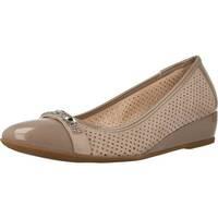 Zapatos Mujer Bailarinas-manoletinas Stonefly MAGGIE II 7 Marron