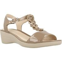 Zapatos Mujer Sandalias Stonefly VANITY III 11 Marron