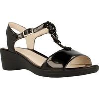Zapatos Mujer Sandalias Stonefly VANITY III 11 Negro