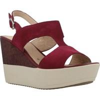 Zapatos Mujer Sandalias Stonefly SAINT TROPEZ 13 Rojo