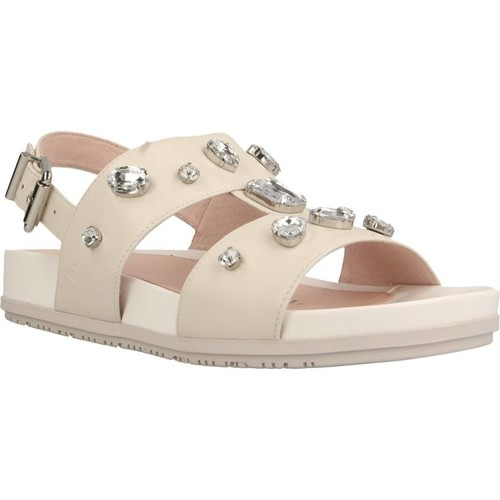 Stonefly STEP 2 Beige - Zapatos Sandalias Mujer