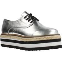 Zapatos Mujer Derbie Coolway 71204 Plata