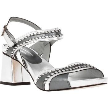 Zapatos Mujer Sandalias Sitges 71486 Plata