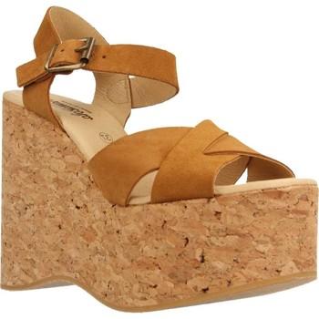 Zapatos Mujer Sandalias Mamalola 71524 Marron