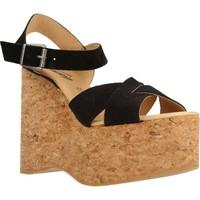 Zapatos Mujer Sandalias Mamalola 71524 Negro