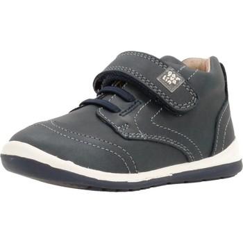Zapatos Niño Zapatillas altas Garvalin 171317 Azul