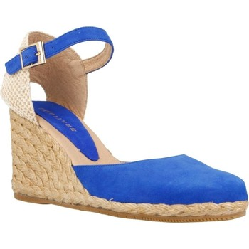 Zapatos Mujer Alpargatas Equitare JONES12 Azul