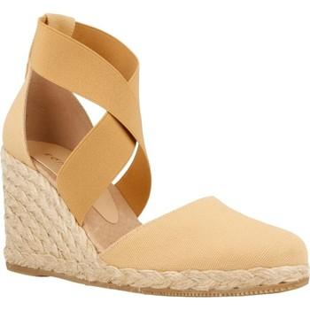 Zapatos Mujer Alpargatas Equitare JONES03 Marron