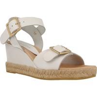 Zapatos Mujer Alpargatas Equitare JONES18 Blanco