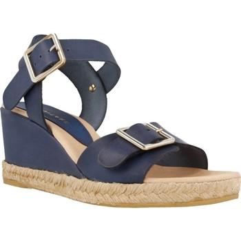 Zapatos Mujer Alpargatas Equitare JONES18 Azul
