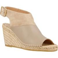 Zapatos Mujer Alpargatas Equitare JONES26 Marron