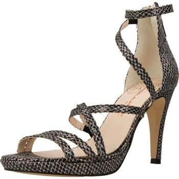Zapatos Mujer Sandalias Angel Alarcon 17570 077 Negro