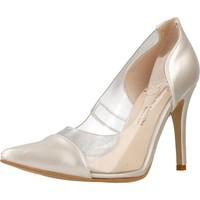 Zapatos Mujer Zapatos de tacón Angel Alarcon 16557SS Gris