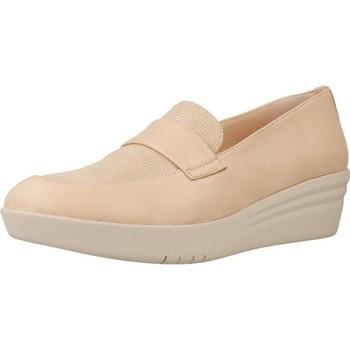 Zapatos Mujer Mocasín Mikaela 17075 Marron